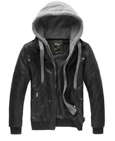 Mens Fashion Leather Jackets - Mens Urban Clothing