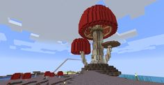 It s a giant mushroom house! Show Your Creation Minecraft Minecraft Forum Minecraft Forum in 2020 Minecraft Minecraft creations Mushroom house
