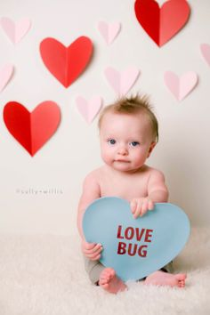 Valentine's Day; Valentine's Photography; My Baby; Sterling Wells <3