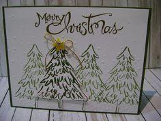 Stampin' Studio: The Perfect Christmas Tree