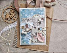 моё вдохновение: Про 4 открытки...
