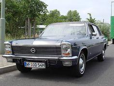 1975 Opel Diplomat