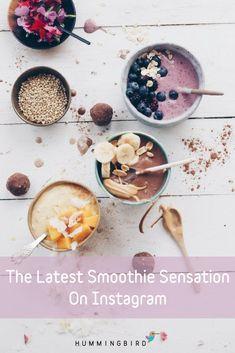Hummingbird Smoothie Balls - Healthy Breakfast Made Easy