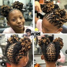 celebrate locs and their beauty! Dreads Styles For Women, Short Dread Styles, Short Dreadlocks Styles, Short Locs Hairstyles, Short Dreads, Dreadlock Styles, Kid Braid Styles, Updo Styles, Older Women Hairstyles