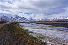 Snowy Pamir Mountians, Kyrgyzstan trueworldtravels.com