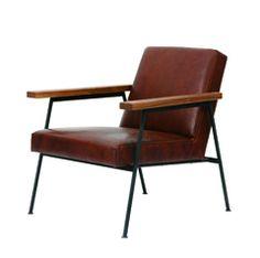 IRON ARM CHAIR #chair