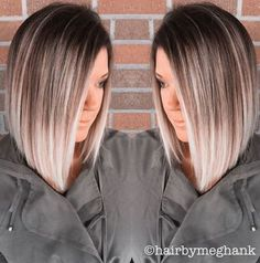 Trendy ombre hair coloring that must you try 22