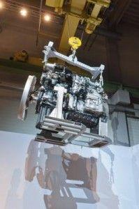 Nasce la nuova generazione di motori Mercedes -Benz