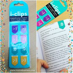 OMG how amazing are these?! Little mini bookmark clips to save pages you need to reference again #musthave for avid book readers and stationery addicts like me. Buy on Amazon for 2.99  http://amzn.to/1MhnmJ6  here are mine in action on @denisedt book #GetRichLuckyBitch - I've bookmarked an #affirmation written by @leonie_dawson  @peter_pauper_press