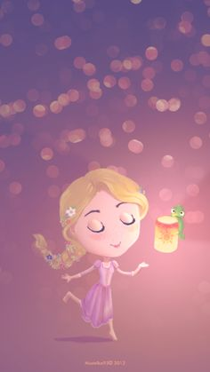 cute #disney  #rapunzel #princess #children #cartoon #fun