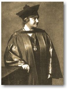 Dr Maria Montessori was the first woman in Italy to become a doctor. Later became a leading authority in child development and education. Becoming A Doctor, Maria Montessori, Child Development, How To Become, Author, Superhero, Education, History, Children