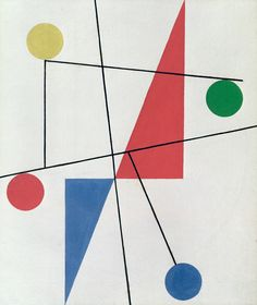 Untitled by Sophie Taeuber-Arp, 1932. Photograph: The Gallery Collection/Corbis