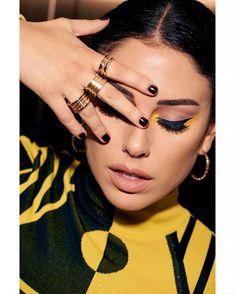 Lime Crime, Halloween Face Makeup, Make Up, Celebrities, Leather, Makeup Eyes, Celebrity News, Blanca Suarez, Eyeshadows