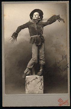 vintage photo scarecrow - Google Search