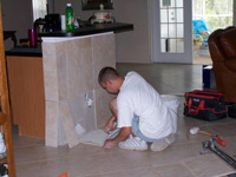 Try AAA Tile if you are looking for quality residential and commercial tile installation services. They specialize in ceramic and porcelain tiles, as well as travertine, slate and laminate floors.