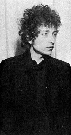 I'm obsessed with Bob Dylan a bit.