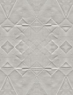 """wallpaper based on origami folds, 24"""" wide x 12', 275."""
