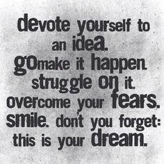 Motivation and Inspiration