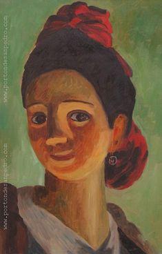 """Pablo Felipe Villegas Mañé """"Homenaje a Francisco de Goya"""" Óleo sobre tela  53x35 cms.  http://www.portondesanpedro.com/ver-producto.php?id=13602"""