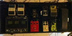 Pedalboard 2014 V2....now it's finally done!!!