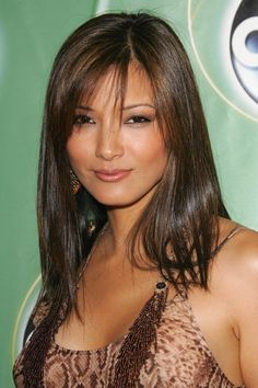 """""""Sigma Series"""" novels by James Rollins.Kelly Hu for Seichan.she looks just like what I imagined! Kelly Hu, Woman Smile, Beautiful Goddess, Beautiful Actresses, Pretty Face, Pretty Woman, Gorgeous Women, Asian Beauty, Asian Girl"""
