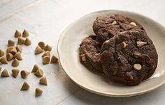 Sea Salt Caramel Chip Chocolate Cookie Recipe