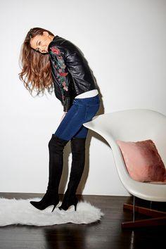 Natalya Wright photoshoot for Lipsy 💋