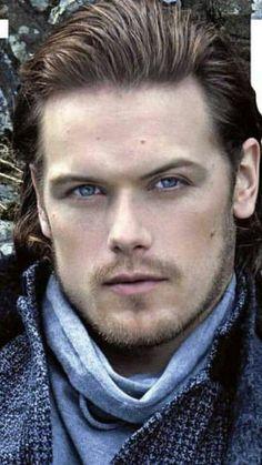 Handsome Outlanders Sam Heughan