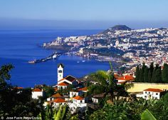 Fantastic Funchal: The city offers plenty of monuments, museums and gardens to visit, Madeira, Portugal