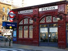 Image result for Maida Vale