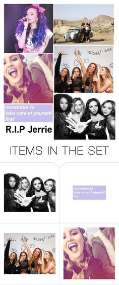 """R.I.P Jerrie"" by just-some-fangurl ❤ liked on Polyvore featuring art"