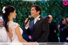 Casamento de Daniel e Aline de Pádua