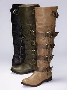 Rauley Riding Boot - Madden Girl - Victoria's Secret