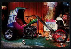 mail box trike postcard | Flickr - Photo Sharing!