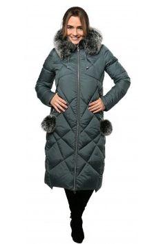 Женственный пуховик из новой коллекции Ladies Coats, Coats For Women, Lady,  Collection, 1a468f5a6b6