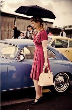 Porsche #porsche and #cargirl
