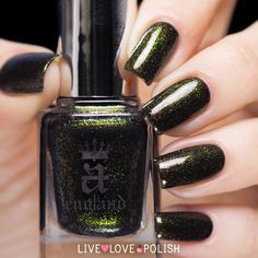 A-England Beauty Never Fails Nail Polish (Heavenly Quotes Collection) | Live Love Polish