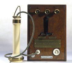 Alexander Graham Bell - Telephone Invention