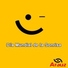 Sonríe siempre al fin que es gratis!  #sonrie #canon #nkion #arauzdigital #diamundialdelasonrisa