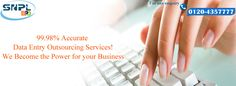 Data Entry Outsourcing Service!