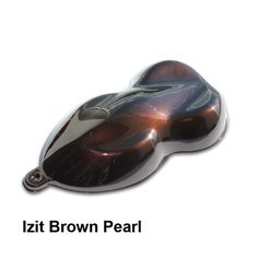 UreKem IZIT Brown Pearl. See more pearl colors are http://thecoatingstore.com/pearl-colors/ or for even more of our car colors http://thecoatingstore.com/car-paint-colors