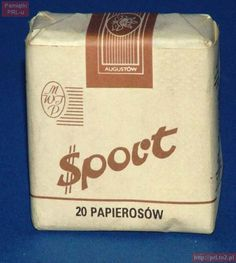 sport to zdrowie póki tata się nie dowie . Poland Country, Polish People, I Will Remember You, Old Advertisements, Polish Recipes, Reality Check, My Childhood Memories, Quote Posters, Warsaw