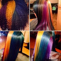 STYLIST FEATURE| This #color #transformation done by #ClevelandStylist…