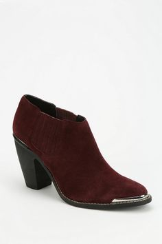 DV By Dolce Vita Coral Suede Ankle Boot