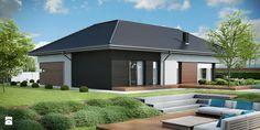 HomeKONCEPT-36 - zdjęcie od HomeKONCEPT Projekty Domów Nowoczesnych - Domy - Styl Nowoczesny - HomeKONCEPT Projekty Domów Nowoczesnych