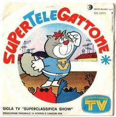 SuperTeleGattone, sigla del programma musicale SuperClassifica Show presentato…