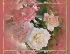 Glitter Flowers. Animated Flowers :: Glitter Pictures. Glitter Graphics