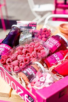 Our Raspberry product