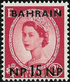 England Postage Stamps | BAHRAIN Stamps and Postal History