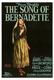 The Song of Bernadette (1943) Poster